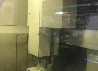 Centro di lavoro verticale Deckel Maho Dmc 70v usato